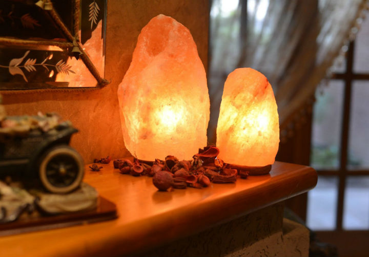 Himalayan Salt Lamps – Benefits and Properties…