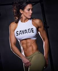 Image result for ripped women